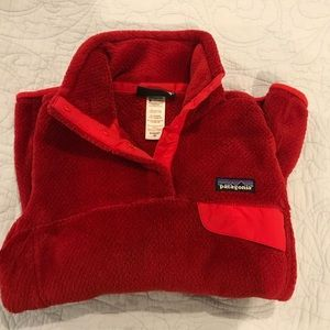 Patagonia Fuzzy Pull-over